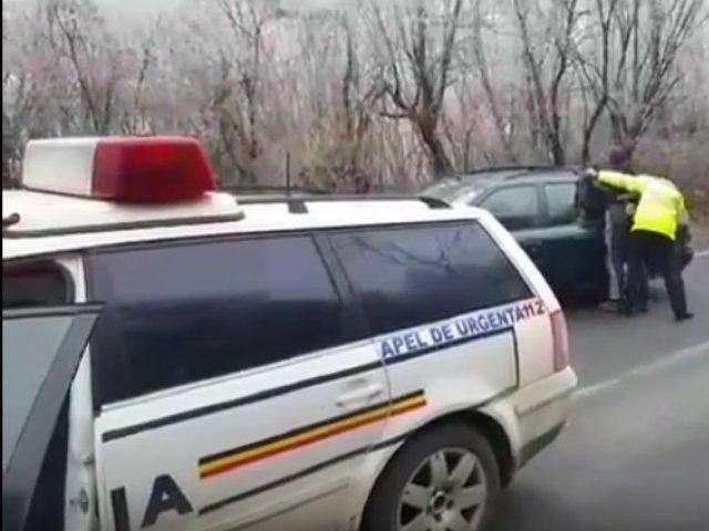 Şoferul prins băut după o urmărire spune că nu s-a dus să dea probe de sânge din lene