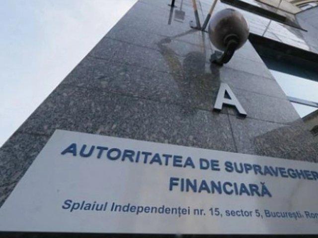 Conducerea ASF nu a participat la întâlnirea de la Comisia economică cu privire la falimentului City Insurance