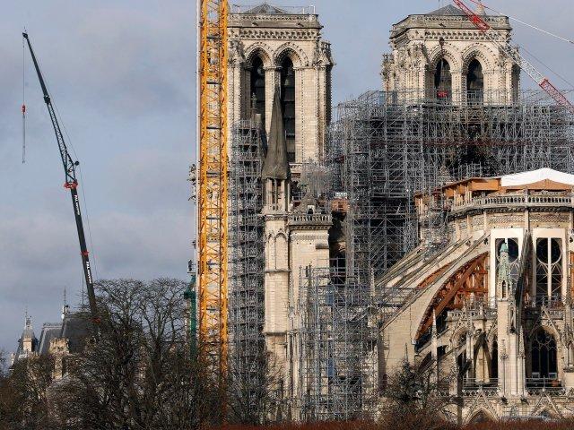 Catedrala Notre-Dame din Paris: 840 de milioane de euro colectaţi din donaţii