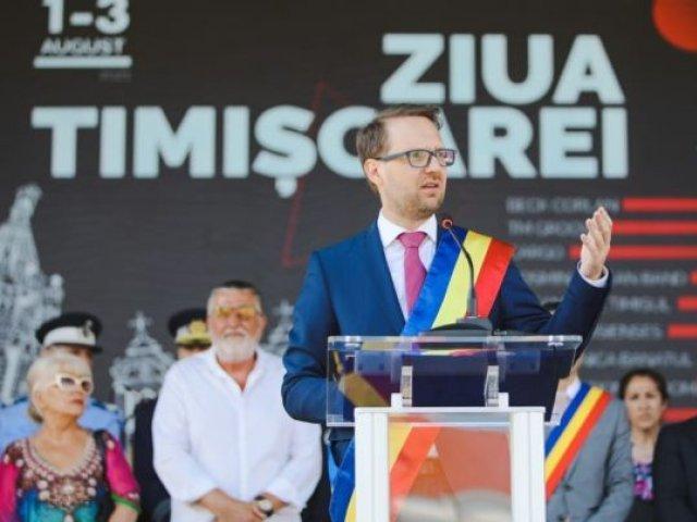Primarul Timișoarei, furios din cauza noilor restricții pentru cei vaccinați