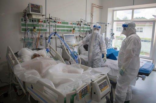 CUMPLIT: jumătate din infectaţii Covid din Iaşi ajung acum în spital, iar 10% dintre ei mor