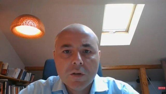 """ZDI TV: Alexandru Muraru: """"Văd un guvern minoritar după congres"""". Iaşul: 50% Cîţu; 50% Orban"""