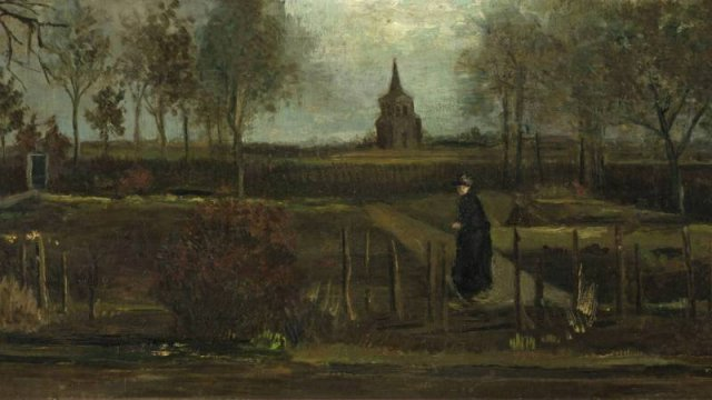 Acuzat că a furat tablouri de Vincent van Gogh şi Frans Hals, deși nu au fost găsite