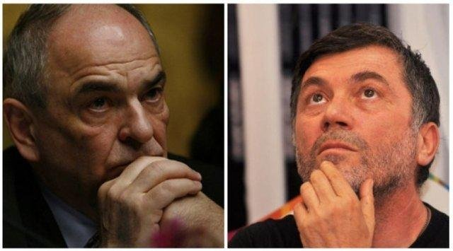 """""""Duelul filosofilor"""": Înalta Curte admite recursul lui Liiceanu împotriva lui Antonesei"""