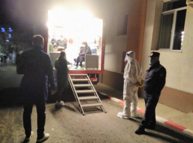 Noapte de  foc in cadrul Spitalului de Boli Infectioase Sf.Parascheva Iasi. Aproape 100 de noi cazuri COVID
