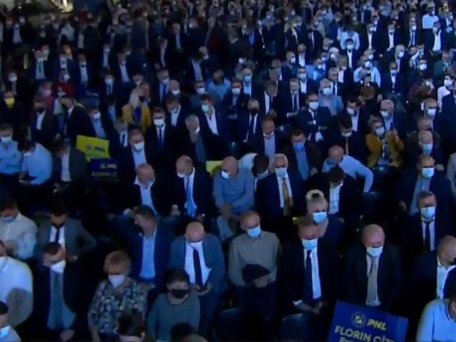 VIDEO Congresul PNL poate fi urmărit AICI