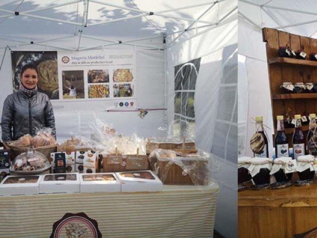 Festival de dulciuri pe Pietonal: cafea mobilă, siropuri de fructe, plăcinte, dulcețuri, căpșuni în ciocolată și alte delicatese