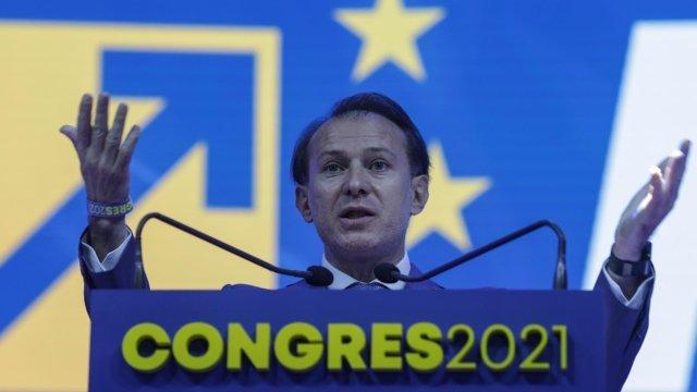 Florin Cîțu este noul președinte al PNL. A obținut  2878 de voturi. REACȚII