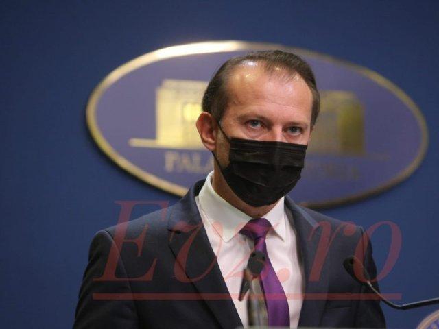 Cîțu caută alianțe cu PSD și AURD pentru a-și salva scaunul
