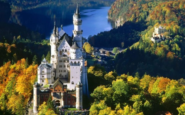 Castl__Bavaria__Germania