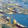 Cea mai mare navă specializată în transportul autovehiculelor rutiere, la Mangalia