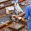 Linia de tramvai de pe Calea Chişinăului ar trebui finalizată la revenirea studenţilor