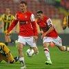 Dinamo - FC Braşov - SCOR FINAL 2 - 1. Aflaţi cum s-a desfăşurat partida
