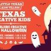 Texas Creative Kids - ateliere creative de Halloween pentru copii