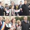 Ziua Unirii: Percheziţii, discursuri cu săgeţi şi fiecare lider cu hora lui