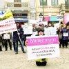 Ieşenii cu credite în franci vor protesta din nou la jumătatea lui martie
