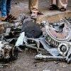 VIDEO. Zeci de morți și răniți, după ce un avion de vânătoare sirian s-a prăbușit