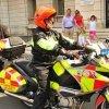 Cinci motociclete SMURD achiziţionate din donaţii. Cum sunt echipate