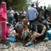 Macedonia şi-a închis frontiera cu Grecia, blocând accesul a sute de imigranți
