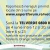 Platforma online si numar Telverde pentru sesizarea neregulilor la alegerile locale