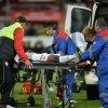 Doctorita de pe ambulanta care l-a preluat pe Ekeng, la parchet pentru a fi pusa sub urmarire penala