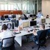 În clădirile de birouri din Iaşi lucrează aproximativ 16.300 de persoane